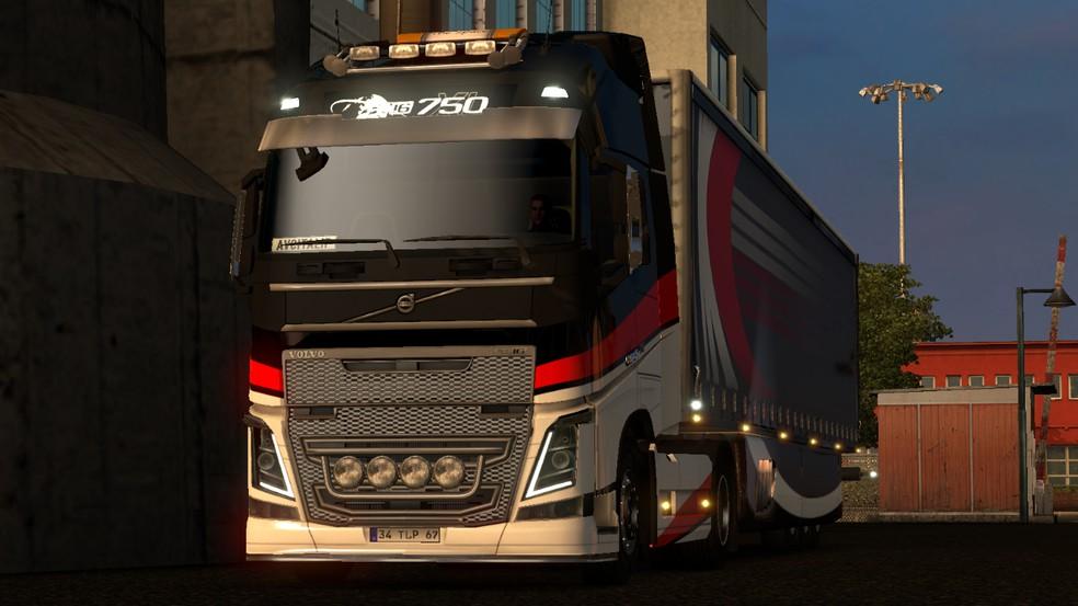 Как сделать грузовик для ets 2 430