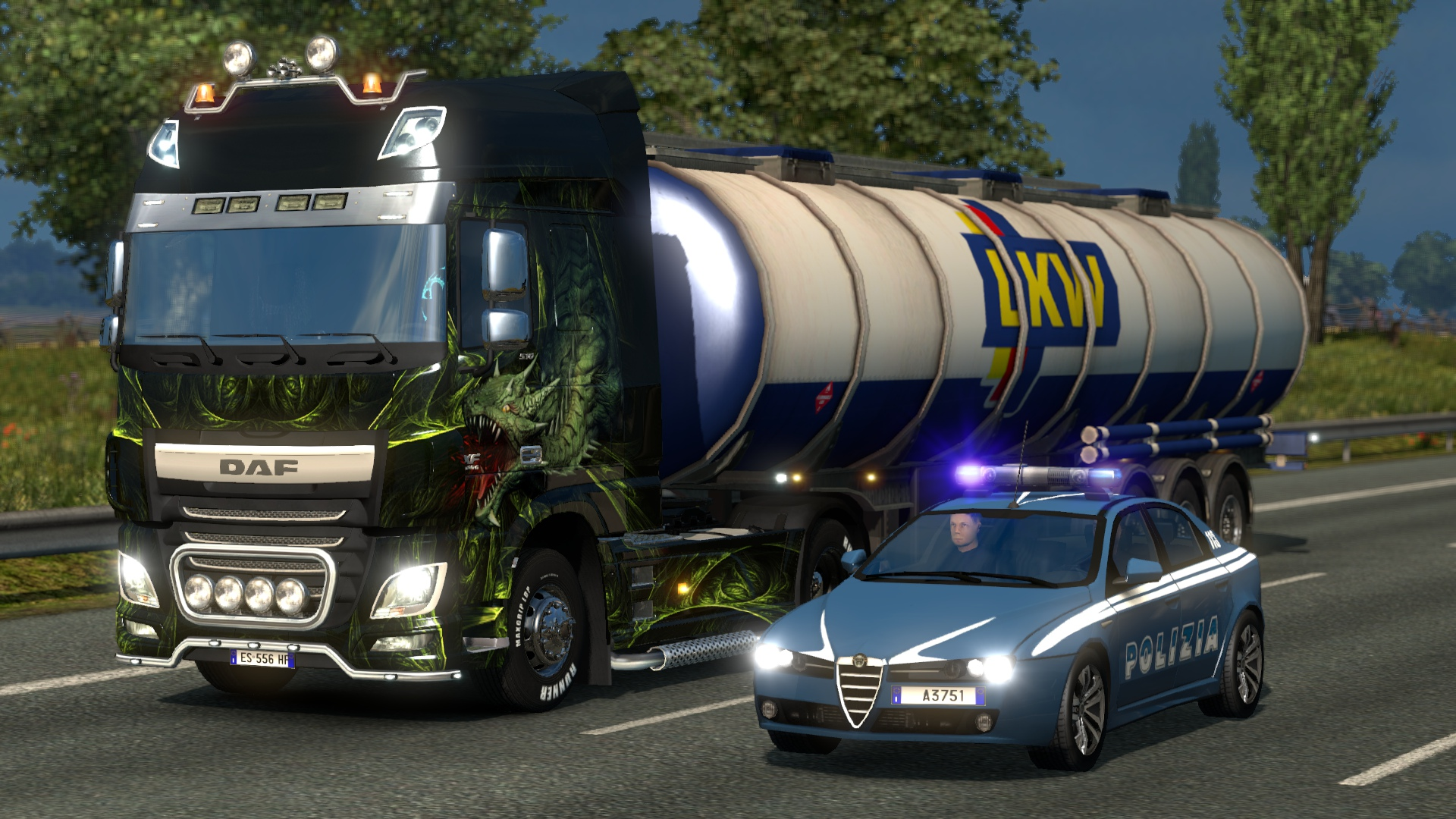 Guida] Euro / American Truck Simulator by SCS Software