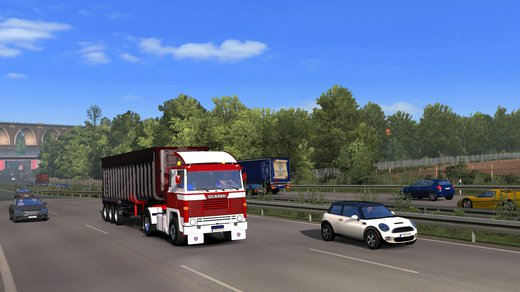 Scania series_141