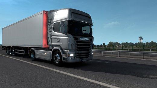 Scania R (RJL)