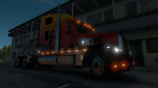 Freightliner @@Coronado Original@@