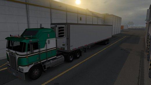 Kenworth  K100E