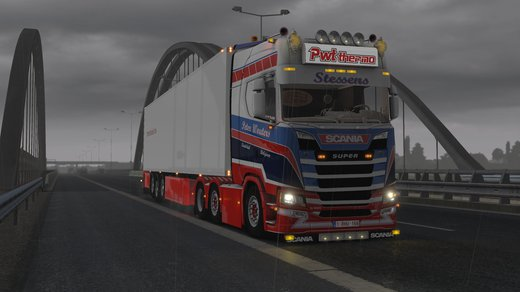 Scania Peter Wouters Thermo
