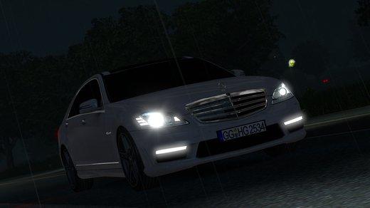 Mercedes-Benz S65 AMG 2012