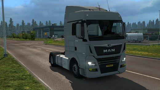 MAN TGX Euro6