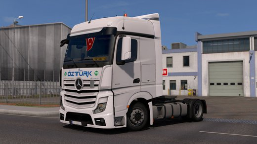 Mercedes-Benz New Actros