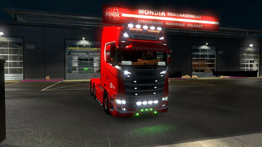 Scania S 2016