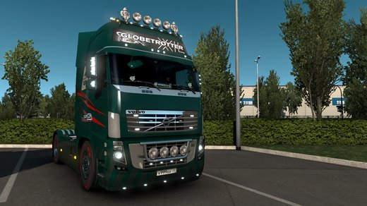 Volvo FH16 Classic
