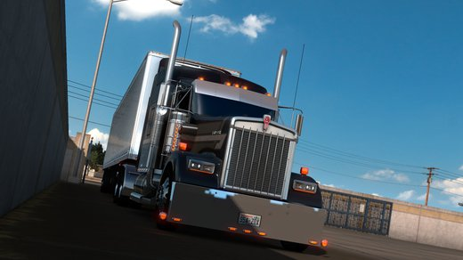 Kenworth W900 CUSTOM