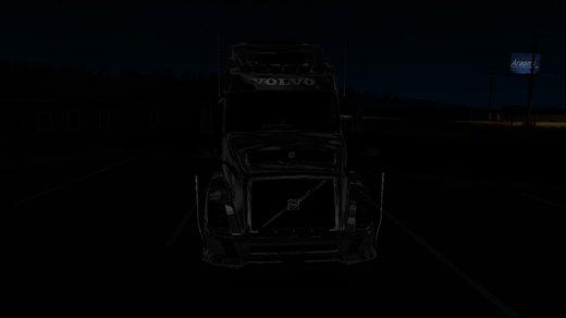 Volvo VNL64T 780 By FrankBr
