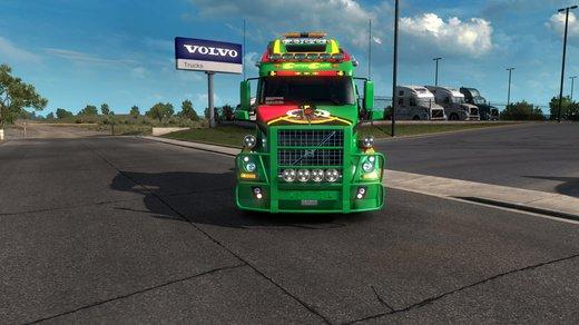 Volvo VNL670