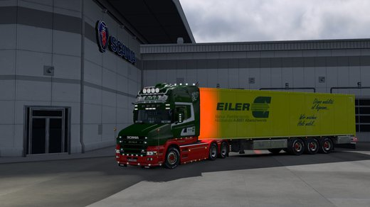 Scania T 4-series
