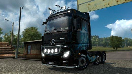 Mercedes-Benz New Actros