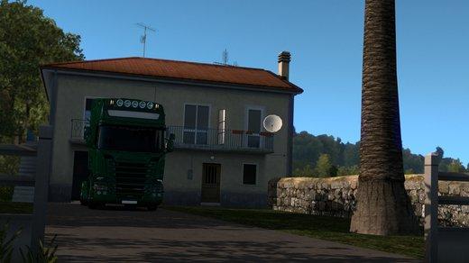 Scania r_2012