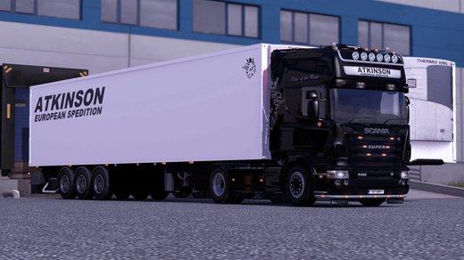 No profile truck data uploaded
