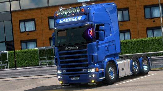 Scania R 4-series
