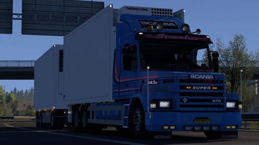 Scania 2-3 Series T