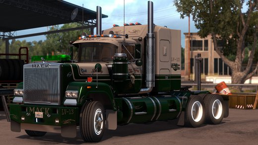 Mack Superliner