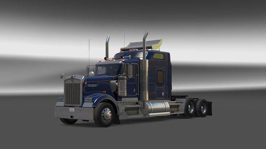 Kenworth W900