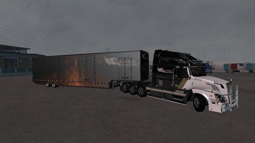 Volvo VNL670(Aradeth)