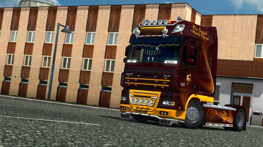 DAF 50k XF105