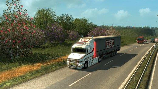 Scania T 4-series