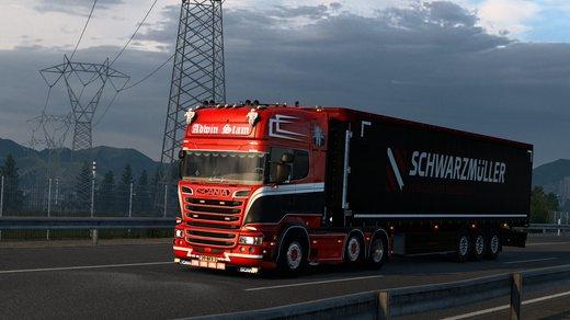 Scania R520 ADWIN STAM
