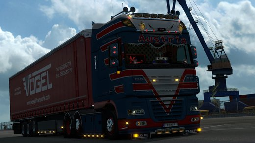 DAF  by Stanley XF105