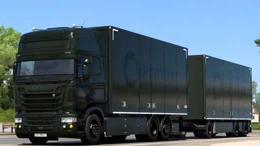 Scania R (RJL) Aperture Labs