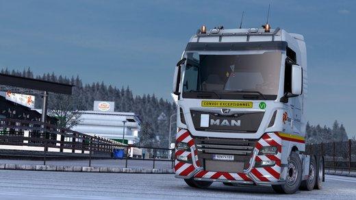 MAN TGX Euro 6