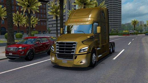 Freightliner Cascadia 2018