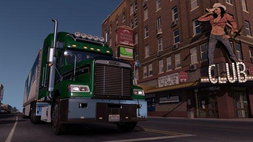 Freightliner FLD 120