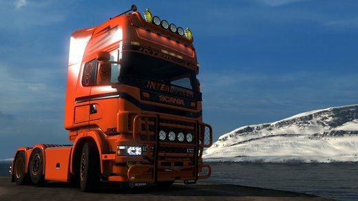 Scania R 2009 4-series