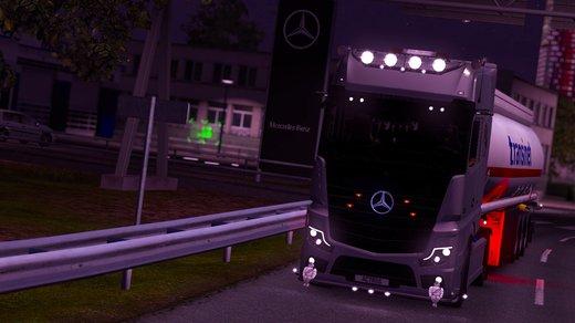 Mercedes-Benz Actros 2019 Edition 1