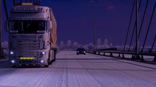 Scania-2012 R700 V8
